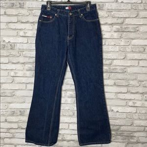 🌵3/$10 or 5/$15 Tommy Hilfiger Junior Flare Jeans